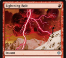 Fulmine (Lightning Bolt)