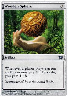 Wooden Sphere8