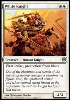 White KnightDDKvsD