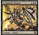 Demone di Yawgmoth (Yawgmoth Demon)