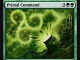 Ordine Principale (Primal Command)