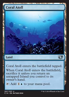 Coral AtollC14