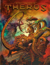 Mythic Odysseys of Theros Cover 3