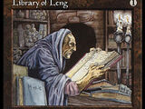 Biblioteca di Leng (Library of Leng)