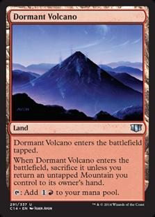 Dormant VolcanoC14