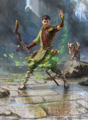 Jiang Yanggu, WildcrafterART2