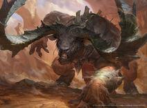 Moraug, Fury of AkoumART1