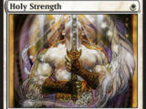 Forza Sacra (Holy Strength)