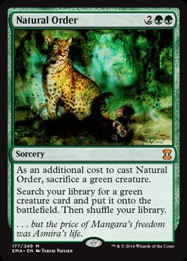 Natural OrderEMA