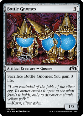 Bottle GnomesTPR