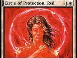 Circolo di Protezione: Rosso (Circle of Protection: Red)