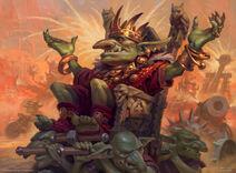 Muxus, Goblin GrandeeART1