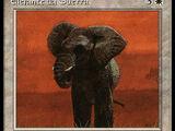 Elefante da Guerra (War Elephant)