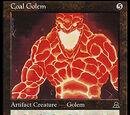Golem di Carbone (Coal Golem)
