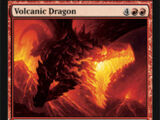 Drago Vulcanico (Volcanic Dragon)