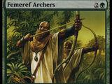 Arcieri di Femeref (Femeref Archers)