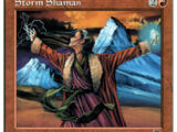 Sciamano delle Tempeste (Storm Shaman)