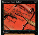 Contratto con gli Abissi (Contract from Below)
