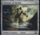 Colosso di Sardia (Colossus of Sardia)