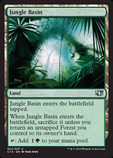 Jungle BasinC14