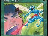 Lingua di Rana (Frog Tongue)