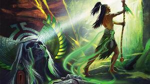Atzal, Cave of EternityART
