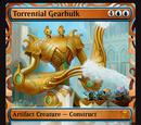 Meccatitano Torrenziale (Torrential Gearhulk)