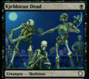 Morti di Kjeldor (Kjeldoran Dead)