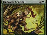 Sentinella di Llanowar (Llanowar Sentinel)