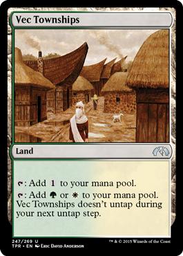 Vec TownshipsTPR