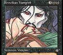 Vampiro di Krov (Krovikan Vampire)