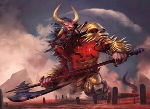 Mogis, God of SlaughterART1