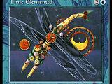 Elementale del Tempo (Time Elemental)