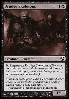 Drudge SkeletonsDOTP