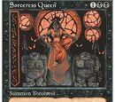 Regina Incantatrice (Sorceress Queen)