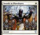 Da Spade, a Spighe! (Swords to Plowshares)