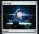 Anello Solare (Sol Ring)