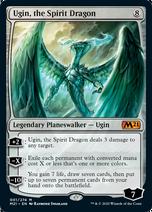 Ugin, the Spirit DragonM211