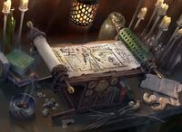 Scroll of the MastersART1