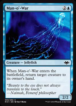Man-o'-WarMH1