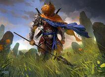 Balan, Wandering KnightART1