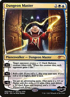 Dungeon MasterHTR