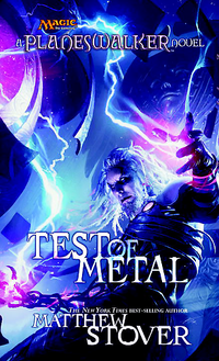 Copertina - Test of Metal