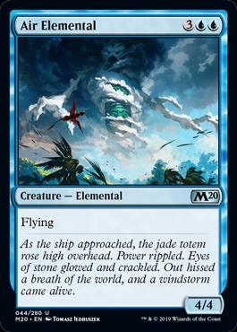 Air ElementalM20