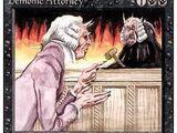 Avvocato del Diavolo (Demonic Attorney)