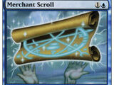 Pergamena dei Mercanti (Merchant Scroll)