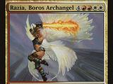 Razia, Arcangelo Boros (Razia, Boros Archangel)