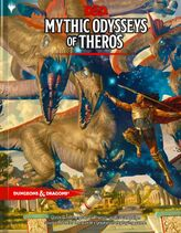 Mythic Odysseys of Theros Cover 2