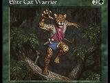 Elite Cat Warrior