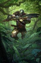 Garruk, Savage HeraldART1